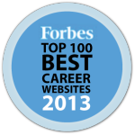 Forbes Top 100 Career Websites