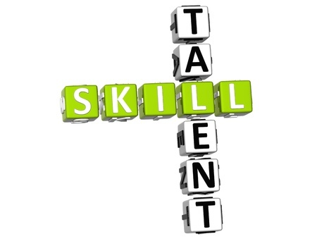 skills talents disconnect