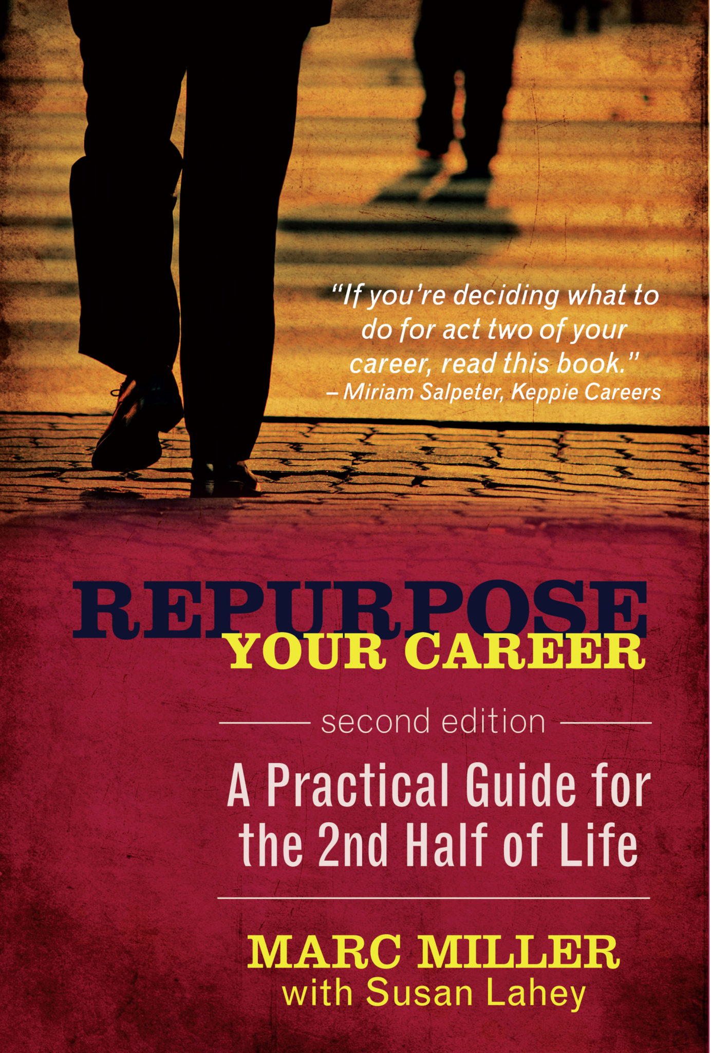 Career Mistakes: Failure is a Great Option A Chapter from Repurpose Your Career by Marc Miller