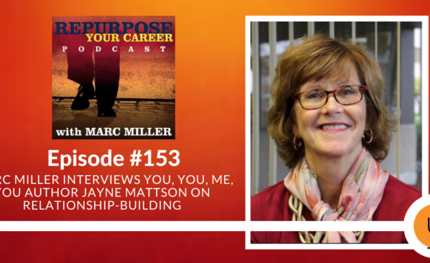 Mark Miller interviews Jayne Mattson on Networking