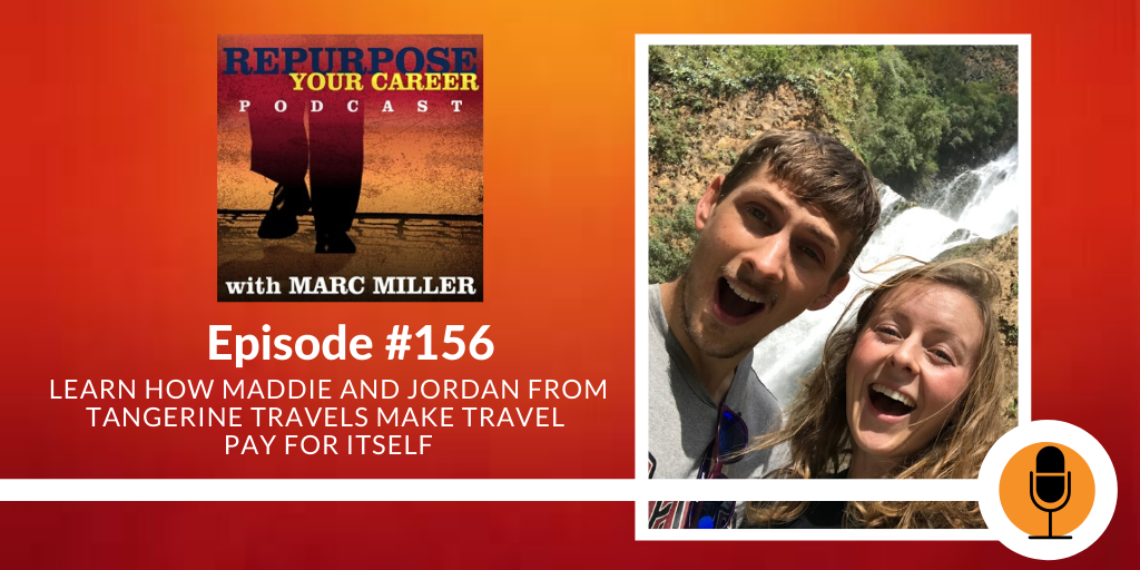 Learn How Maddie and Jordan from Tangerine Travels Make Travel Pay for Itself