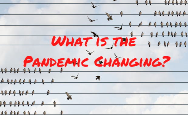 What is the Pandemic Changing