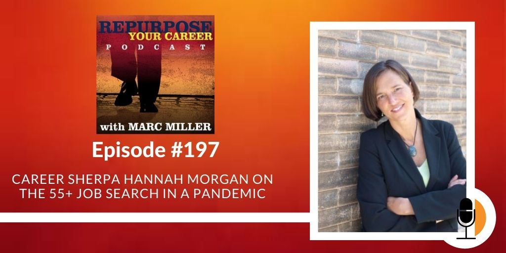 Career Sherpa Hannah Morgan on the 55+ Job Search in a Pandemic
