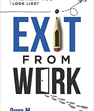 exit from work