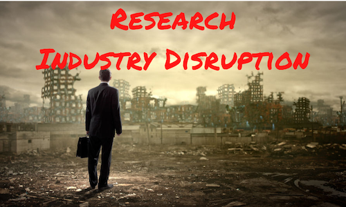Research Industry Disruption