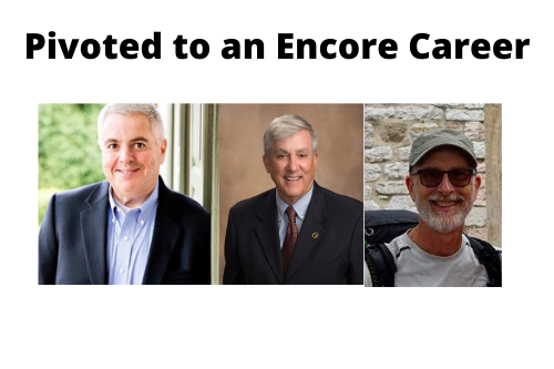 pivoted to an encore career